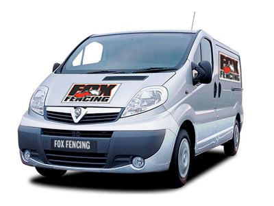 Fox Fencing Van